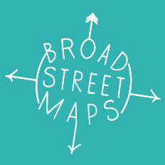 Broad Street Maps