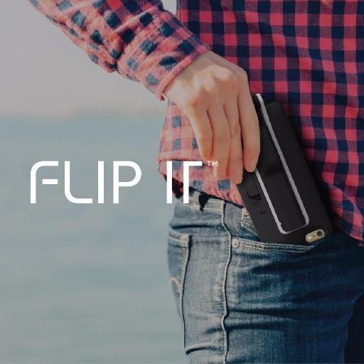 FLIPIT iPhone case