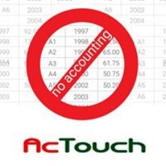 AcTouch Cloud ERP