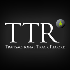 Transactional Track Record