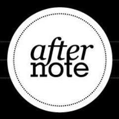 Afternote