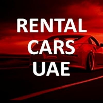 Rental Cars UAE