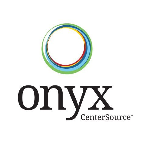 Onyx CenterSource