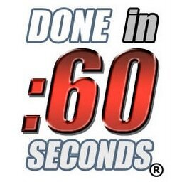 Done In :60 Seconds