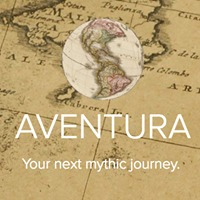 Aventura - Your next mythic journey