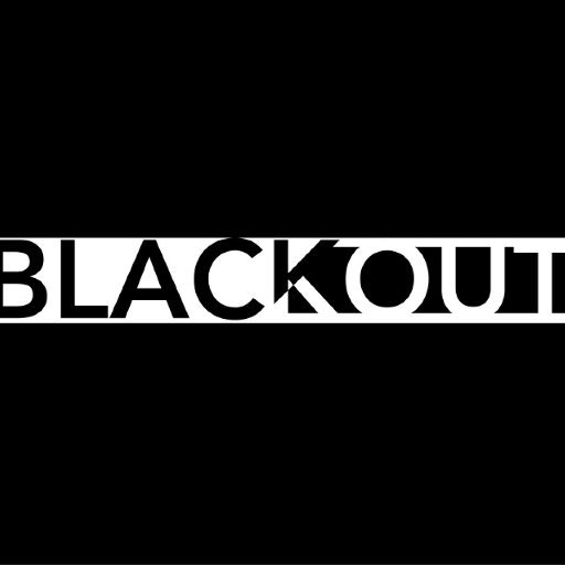 #BlackoutDay