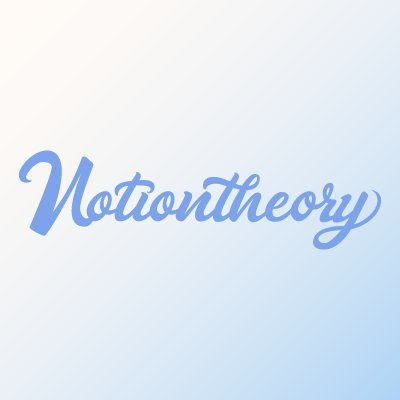 NotionTheory