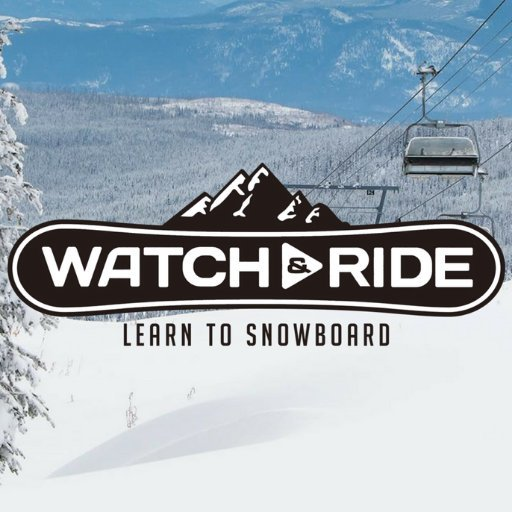 Watch & Ride Virtual Snowboard School