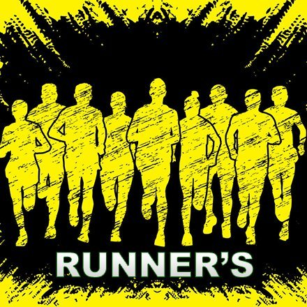 Runners coin