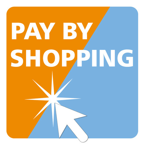 Pay by Shopping