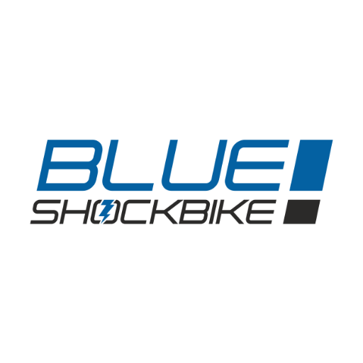 Blue Shock Bike