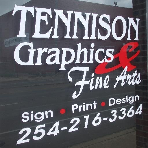 Tennison Graphics and Fine Arts