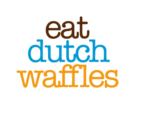 Eat Dutch Waffles