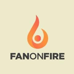 Fan On Fire