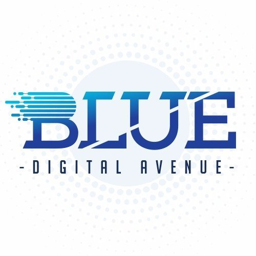 Blue Digital Avenue