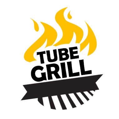 Tube Grill - The Camping Folding BBQ Grill