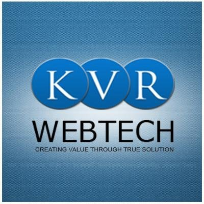 KVR WEB TECH Pvt Ltd