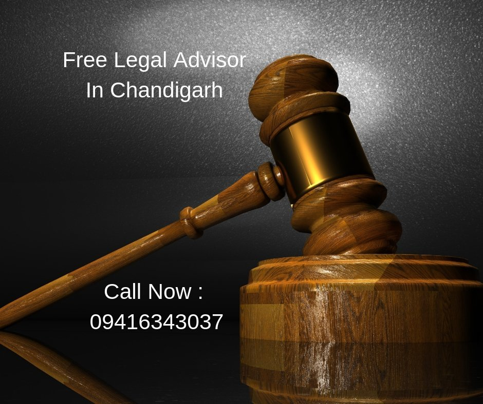 Legal Advisor In Chandigarh