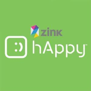 ZINK hAppy