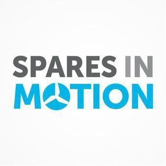 Spares in Motion