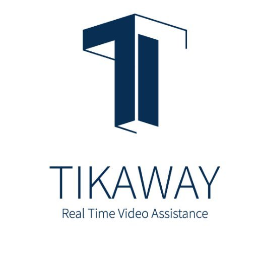 TIKAWAY #RealTimeVideo #Assistance #SAV #Formation