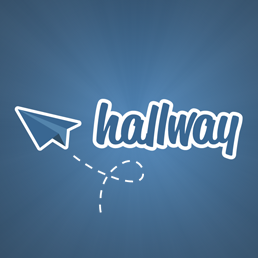 Hallway Social Learning Network