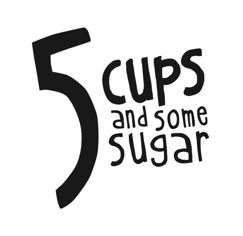 5CUPS and some sugar