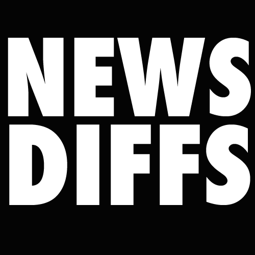 NewsDiffs