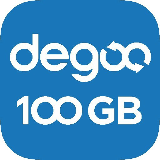 Degoo: Free backup