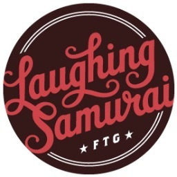 Laughing Samurai